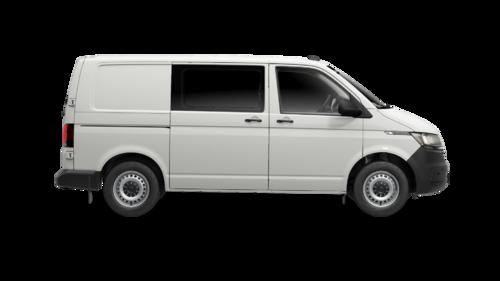 Fourgon Dubbele cabine Trendline - 2.0 TDi - 90 pk - 5 versnellingen - Korte Wielbasis
