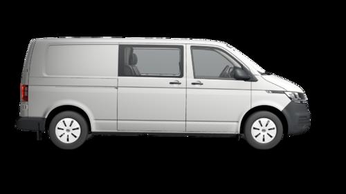 Bestelwagen Dubbele Cabine Trendline - 2.0 TDi - 110 pk - 5 versnellingen - Lange Wielbasis