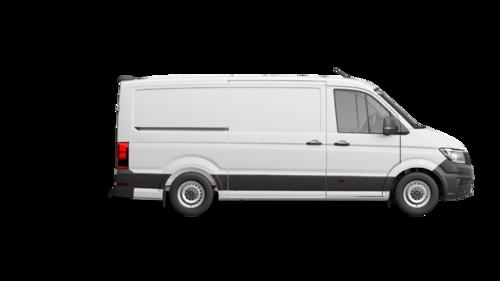 Crafter 30 Bestelwagen L3H2 3640 mm 2.0 TDI EU6 SCR FWD BMT 140pk (103KW) 6V