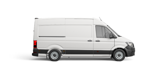 Crafter 35 Bestelwagen L3H3 3640 mm 2.0 TDI EU6 SCR FWD BMT 102pk (75KW) 6V
