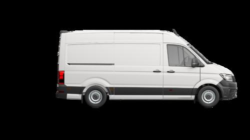 Crafter 35 Bestelwagen L3H3 3640 mm 2.0 TDI EU6 SCR FWD BMT 140pk (103KW) ASG-8