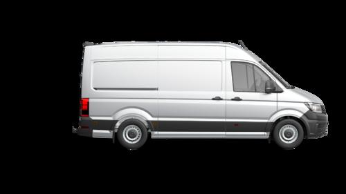 Crafter 35 Bestelwagen L3H3 3640 mm 2.0 TDI EU6 SCR FWD BMT 140pk (103KW) 6V