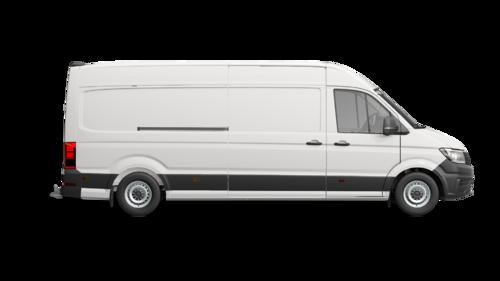 Crafter 35 Bestelwagen L4H3 4490 mm 2.0 TDI EU6 SCR FWD BMT 140pk (103KW) 6V