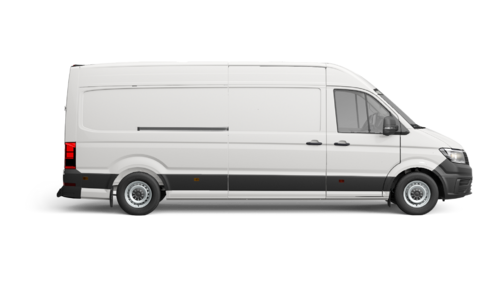 Crafter 35 Bestelwagen L4H3 4490 mm 2.0 TDI EU6 SCR FWD BMT 140pk (103KW) ASG-8
