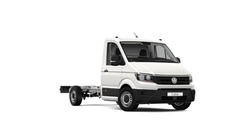 Crafter 35 Chassis L3 SC 3640 mm 2.0 TDI EU6 SCR FWD BMT 140pk (103KW) 6V