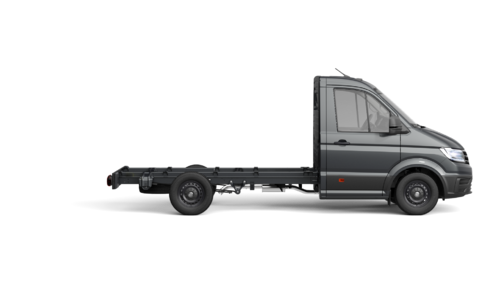 Crafter 35 Chassis L3 SC 3640 mm 2.0 TDI EU6 SCR FWD BMT 177pk (130KW) ASG-8