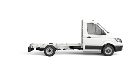 Crafter 50 Chassis L3 SC 3640 mm 2.0 TDI EU6 SCR RWD BMT 177pk (130KW) 6V