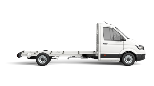 Crafter 35 Chassis L4 SC 4490 mm  2.0 TDI EU6 SCR FWD BMT 140pk (103KW) 6V