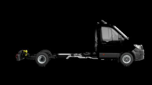 Crafter 50 Chassis L4 SC 4490 mm 2.0 TDI EU6 SCR RWD BMT 177pk (130KW) ASG-8