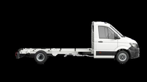 Crafter 50 Chassis L4 SC 4490 mm 2.0 TDI EU6 SCR RWD BMT 177pk (130KW) 6V
