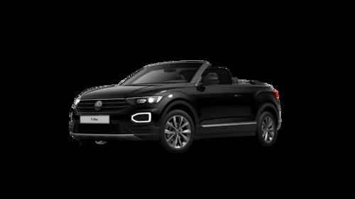 New T-Roc Cabrio Style 1.5 OPF ACT  110 kW (150 pk) 7v DSG