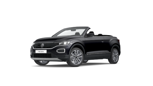 T-Roc Cabrio Style 1.5 OPF ACT  110 kW (150 pk) 6v manueel