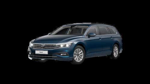 "Passat Variant Style ""Business"" 2.0 TDI SCR  110 kW (150 pk) 6 versnellingen manueel"