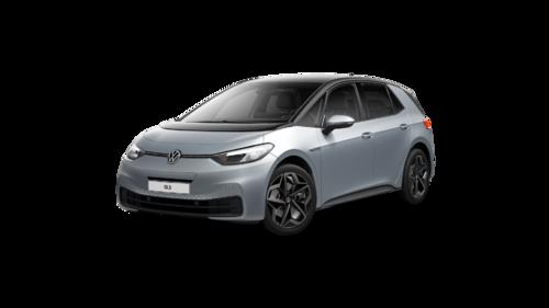 "ID.3 Pro Performance ""Life"" 58 kWh  150 kW (204 pk) 1 versnellingen"