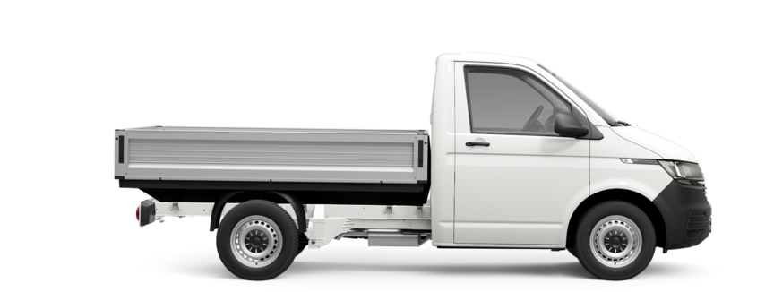 Transporter 6.1 Camioncino Entry