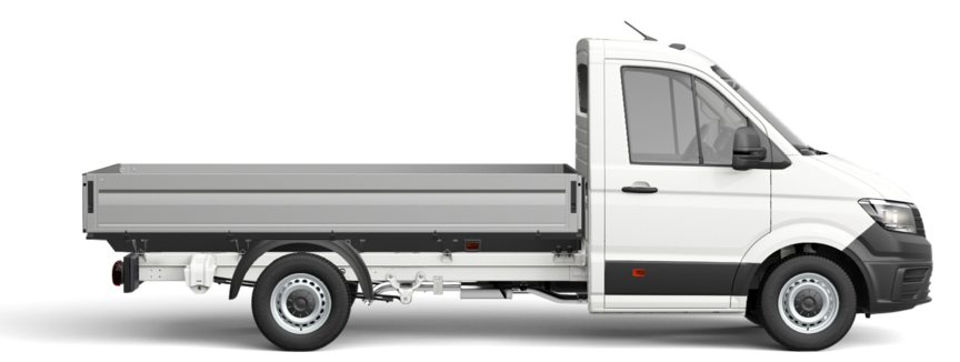Crafter Camioncino Entry
